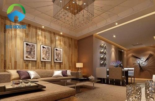 Gạch ốp tường giả gỗ – Kiến tạo mới cho mọi không gian Việt