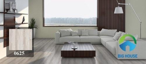 gạch giả gỗ phòng khách 8
