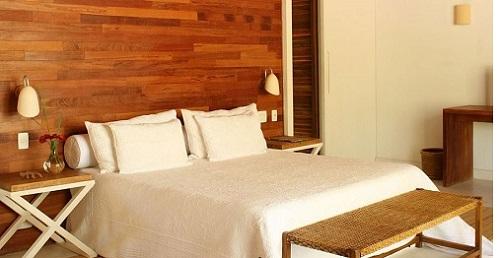 gạch ốp tường màu gỗ