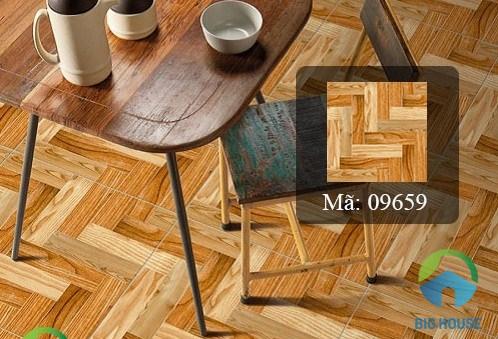 sàn nhà lát gạch giả gỗ 2
