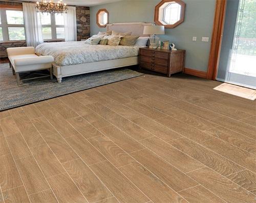 Ứng dụng gạch giả gỗ 15×60 cho không gian thiết kế thêm hiện đại