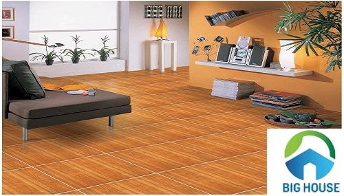 Gợi ý kết hợp gạch giả gỗ 40×40 CHUẨN – ĐẸP không thể bỏ qua