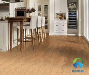 Gạch giả gỗ 50×50 thích hợp cho những không gian diện tích nào?