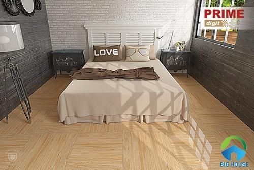 mẫu gạch lát nền vân gỗ Prime 60x60 1