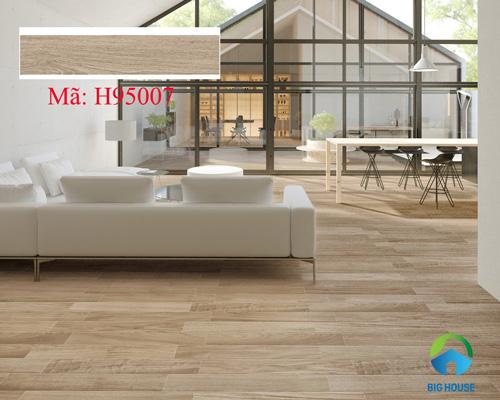 gạch giả gỗ Bạch Mã 3