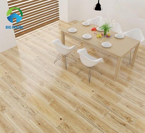 Gạch giả gỗ loại nào tốt trên thị trường hiện nay? Cùng giải đáp ngay