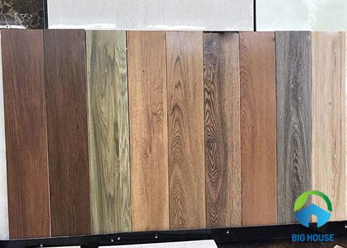 gạch giả gỗ taicera