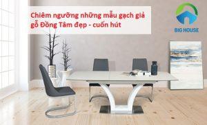 Top 10++ mẫu gạch giả gỗ Đồng Tâm HOT nhất hiện nay