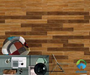 Hướng dẫn cách chọn gạch giả gỗ cho từng không gian